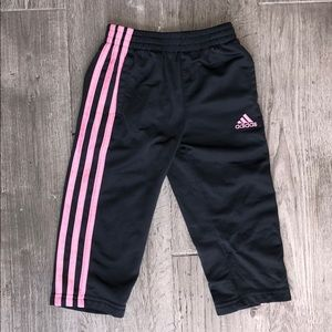 TODDLERS Adidas Girl Track Pants